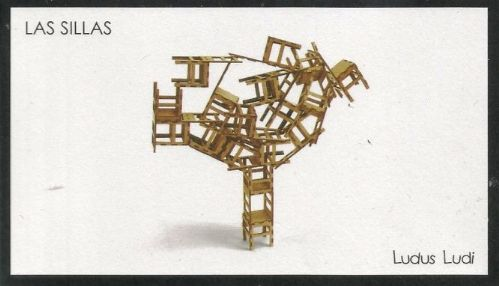 Las Sillas (15 Chairs) small packaging